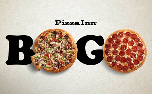Pizza Inn BOGO