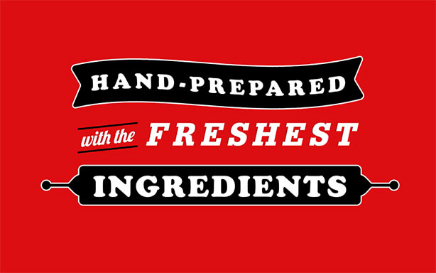 Pizza Inn - Hand-prepared with the freshest ingredients