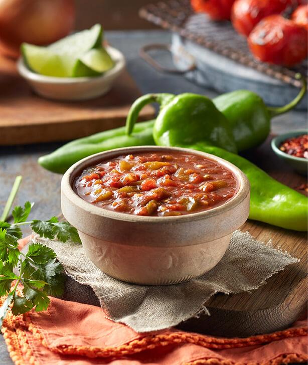 Jardines salsa