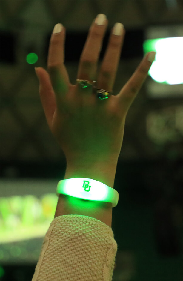 Baylor - Lights Shine Bright bracelet