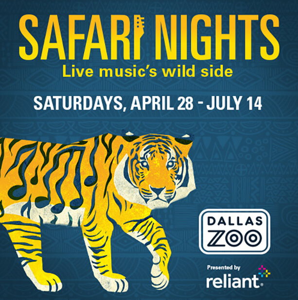 Dallas Zoo Safari Nights social