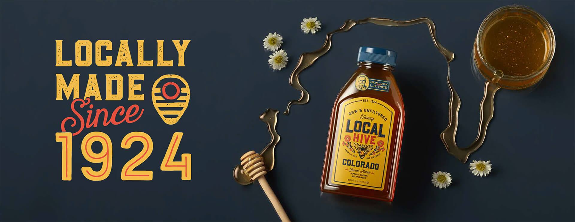 Local Hive - locally made since 1924