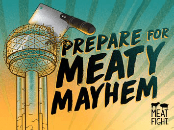 Meat Fight - Prepare for meaty mayhem